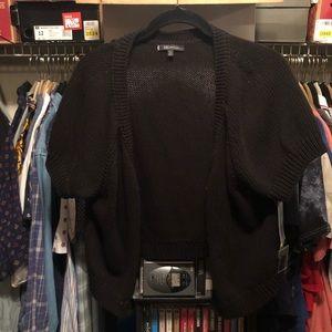 NWT Ann Klein short sleeve cardigan
